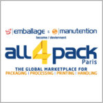 Logo du salon All 4 Pack